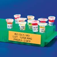 etiquetas de laboratorio