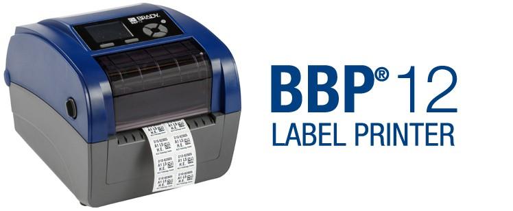 La compacta de sobremesa perfecta: nueva impresora Brady BBP12