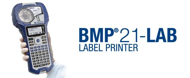 Nueva impresora de laboratorio Brady BMP21-LAB