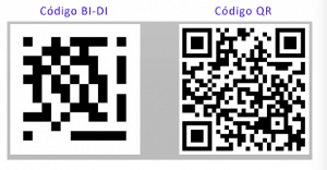 BIDI-QR capt