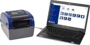 Impresora BBP12 y software LabelMark