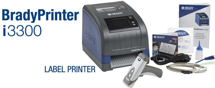 Nueva impresora Brady i3300
