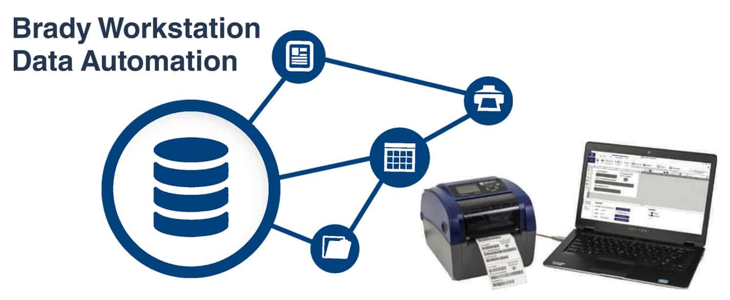 """Nueva aplicación """"Data Automation"""" para Brady Workstation"""