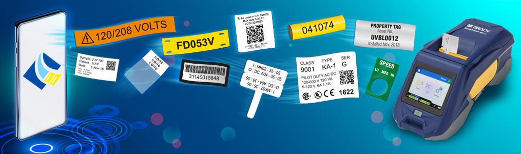 ImpresoraM611 LaunchVisual - Brady M611: identificación más rápida e inteligente