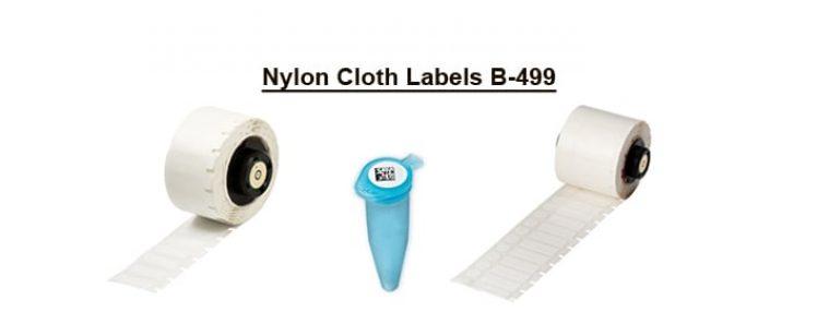 Características técnicas del material Brady B-499