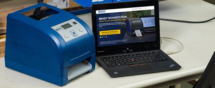Brady Workstation, software para su impresora Brady