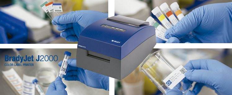 Impresora BradyJet 2000: el color en el laboratorio