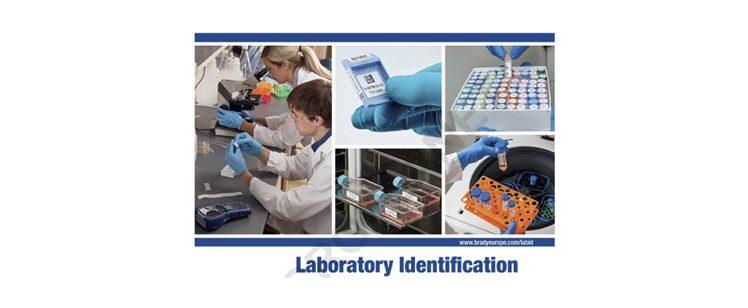 Nuevo catálogo Brady de Laboratorio