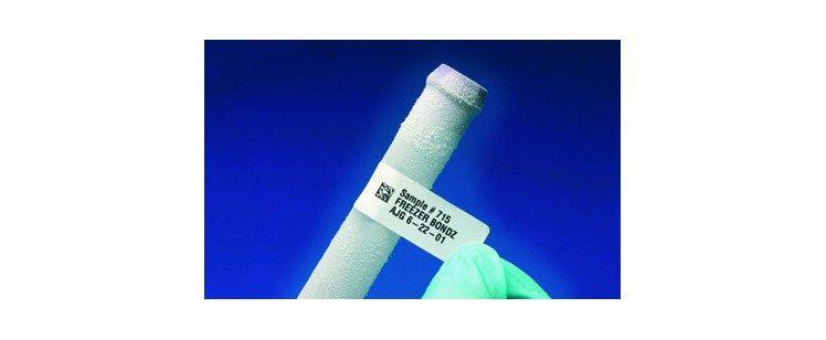 Etiquetas criogénicas FreezerBondz™: congeladas para siempre