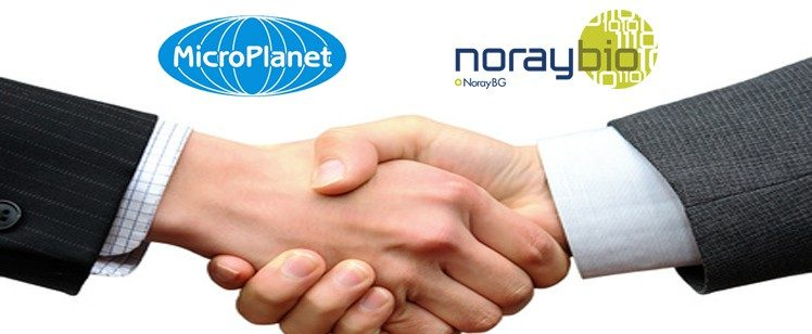 Acuerdo de distribución con Noray Bioinformatics
