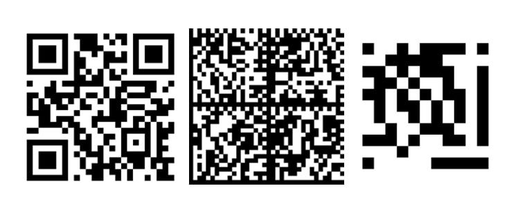 Códigos bidimensionales QR, BIDI y Datamatrix: ¿cuál elegir?